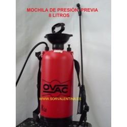 Sulfatadora de Mochila  16 litros