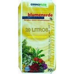 Sustrato Blumenerde Gramoflor  20 litros.