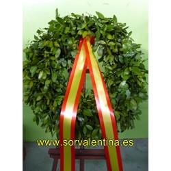 Corona de Laurel Natural