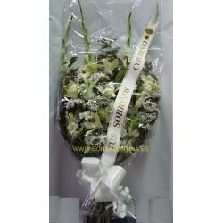 Ramo de flores de funeral  RF.: RF25